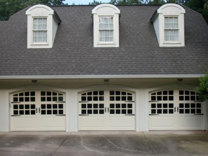<center>Custom Garage Doors</center>