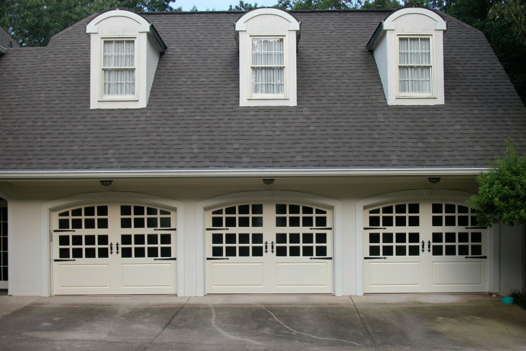 Beautiful Custom Garage Doors